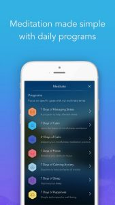 Best Small Business Apps - Calm.