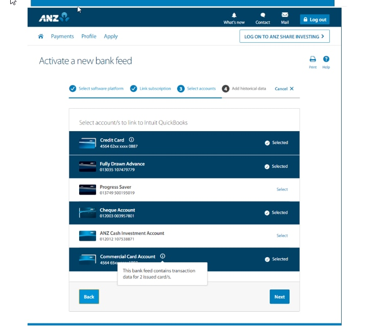 Anz online investment account tax forexyard ceo meaning