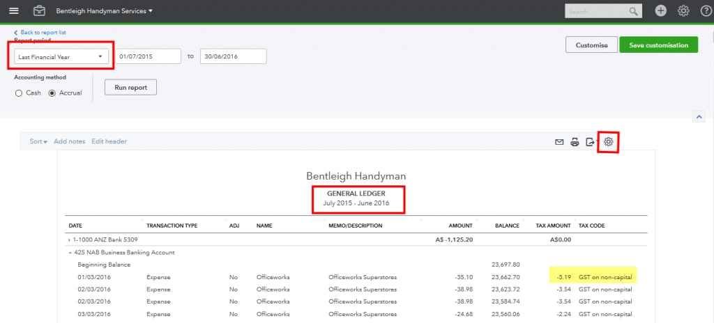 End of Financial Year Using QuickBooks Online | QuickBooks