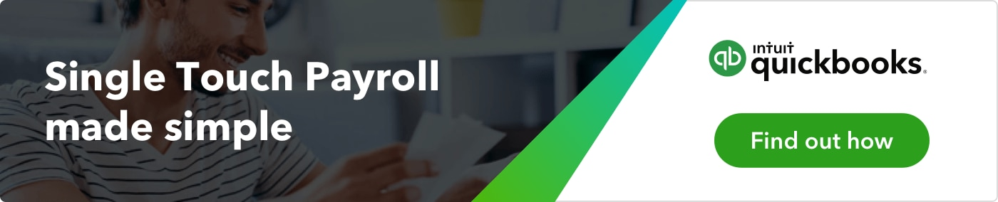 Single Touch Payroll banner