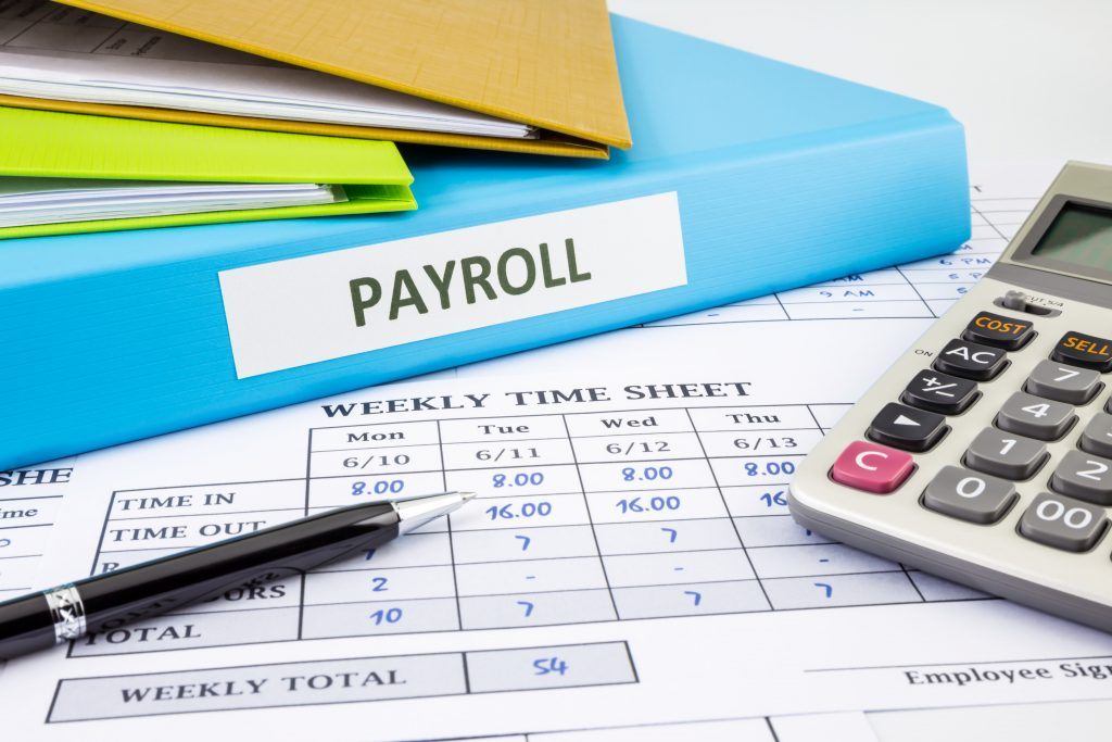 Use this easy guide to help with payroll deductions
