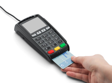 A business owner uses credit card to pay for purchases to leverage credit