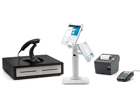 Point of sale hardware collection