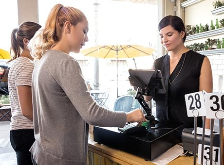Dissatisfied customers pay on their last visit to an establishment increasing the business's churn rate