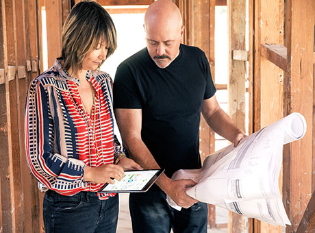Contractor and investor discuss a joint venture for a small business