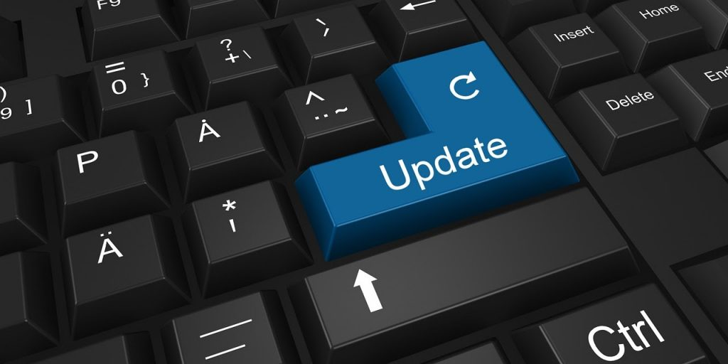 How to update your business information as a self employed business owner.