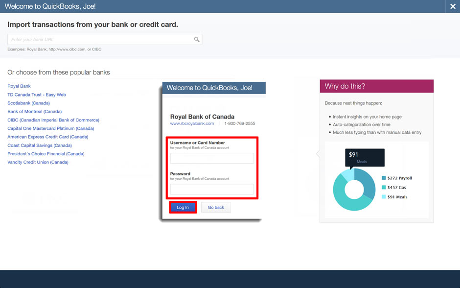 How to Connect Your Bank Accounts to QuickBooks - QuickBooks