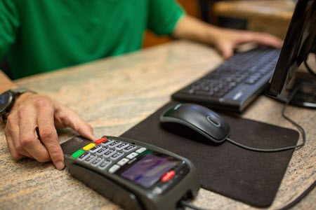 Discover the POS system