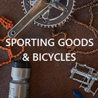 Sporting goods and Bicycles