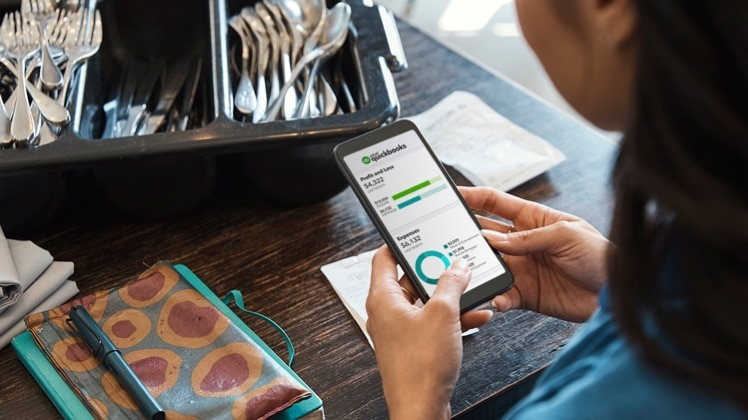 Identify trends in your cash flow with QuickBooks