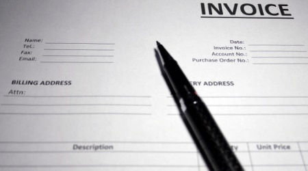 Blank Invoice Template Get In Word Pdf Excel Formats