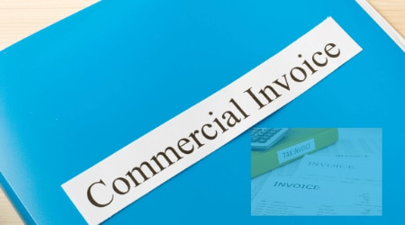 Commercial Invoice Template Meaning Components And Format