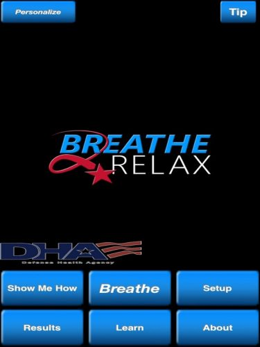 Best Small Business App - Breathe 2 Relax.
