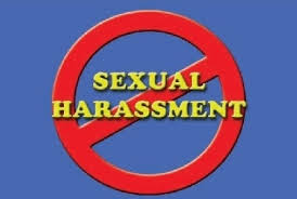 Sexual harassment act india