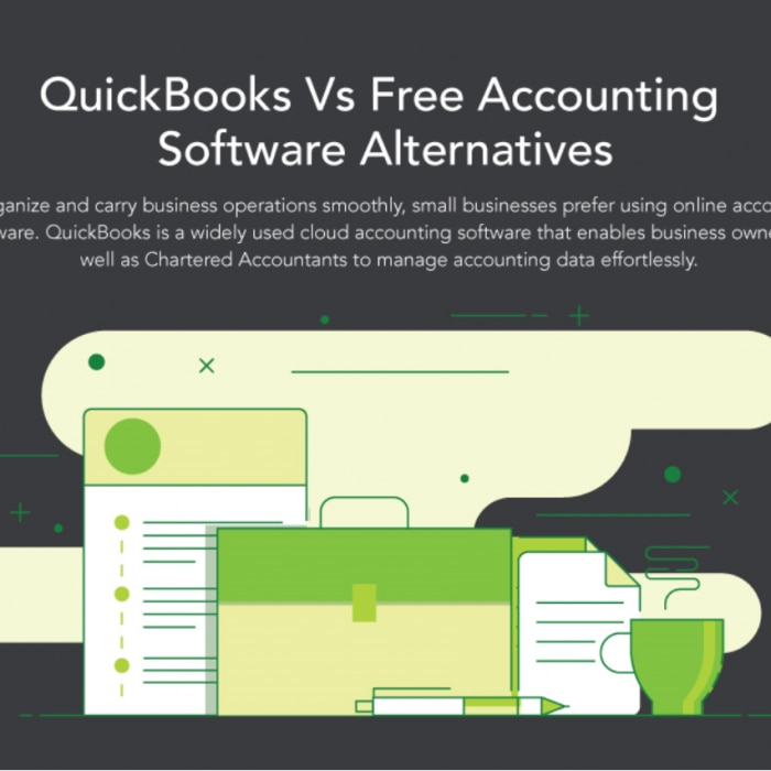 QUICKBOOKS VS FREE ACCOUNTING SOFTWARES