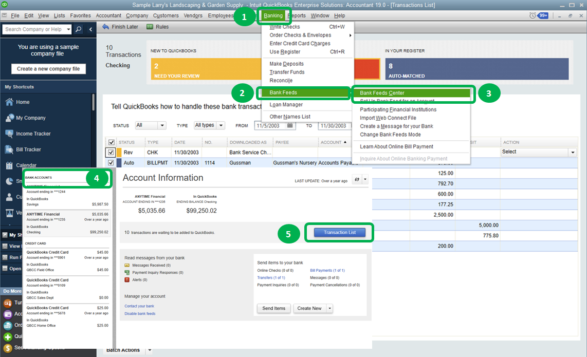 Solved: How can I process a refund check from a vendor when the