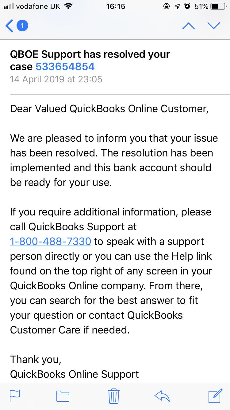 The Quickbooks Online Bank Account Error 103 {Forumaden}
