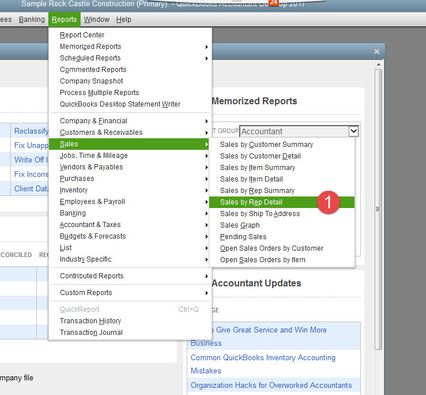 Solved Sales Report That Shows Sales Orders Each Individu - Quickbooks invoice pending non posting