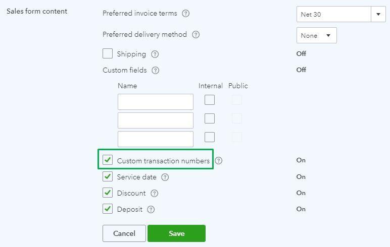 Custom Invoice number.JPG