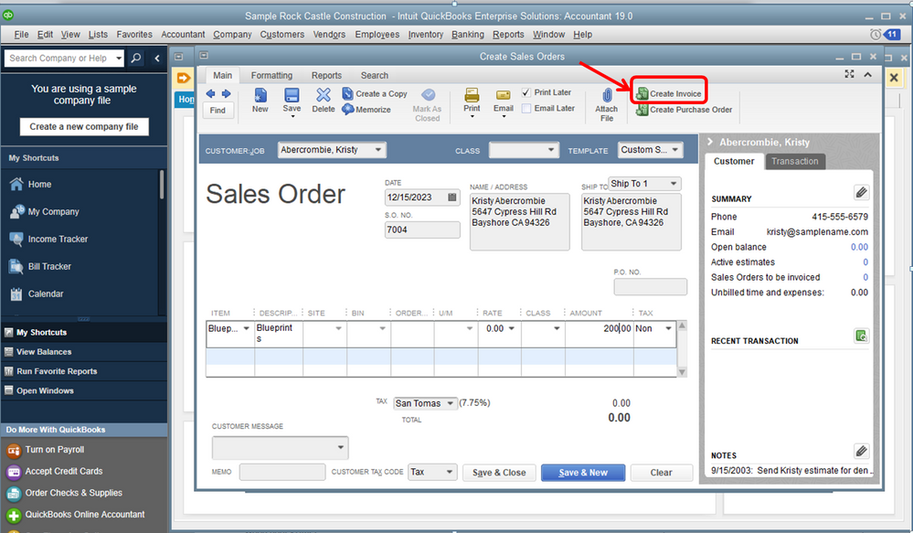 CREATE INVOICE IN SALES ORDER.PNG