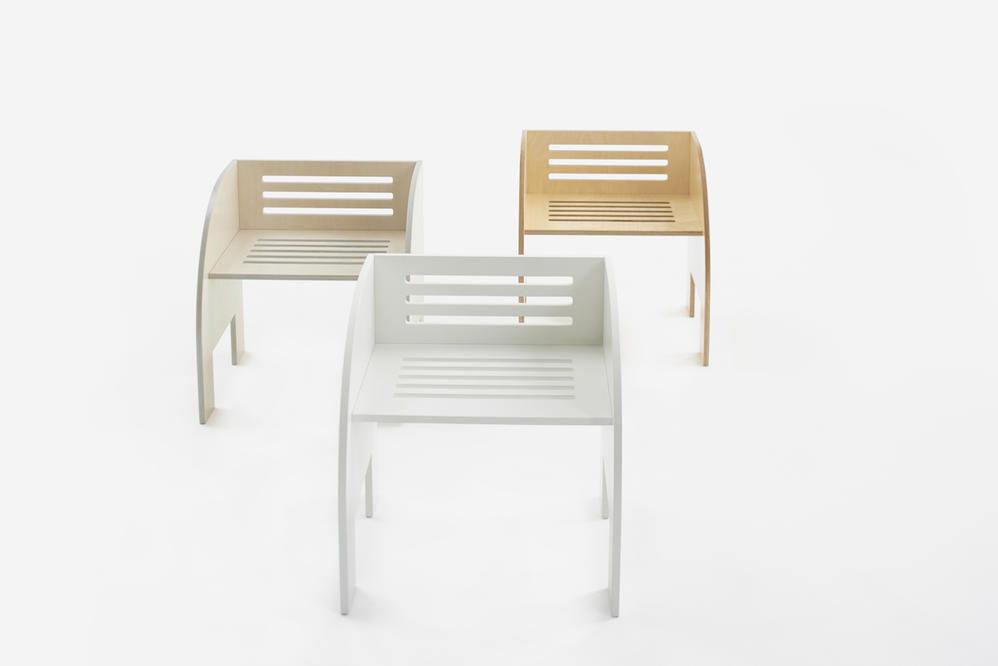 Amazing Architect Katharine Huber Navigates A Manufacturin Theyellowbook Wood Chair Design Ideas Theyellowbookinfo