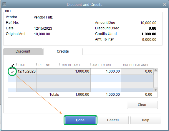 Solved: How to issue a debit note against a vendor?