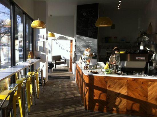 Kari built LARK Cafe in Brooklyn from idea to success.