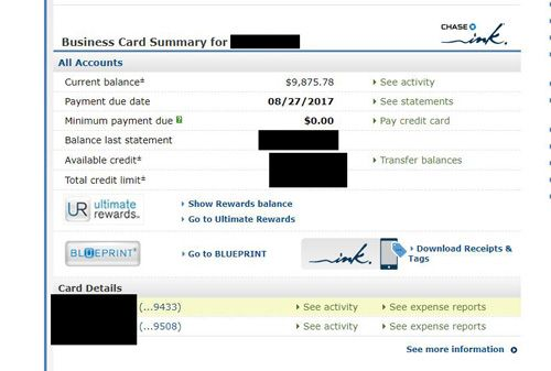 Split transfer for chase credit card quickbooks community chase 4g malvernweather Gallery