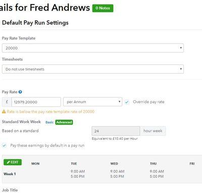Fred pay run defaults.JPG