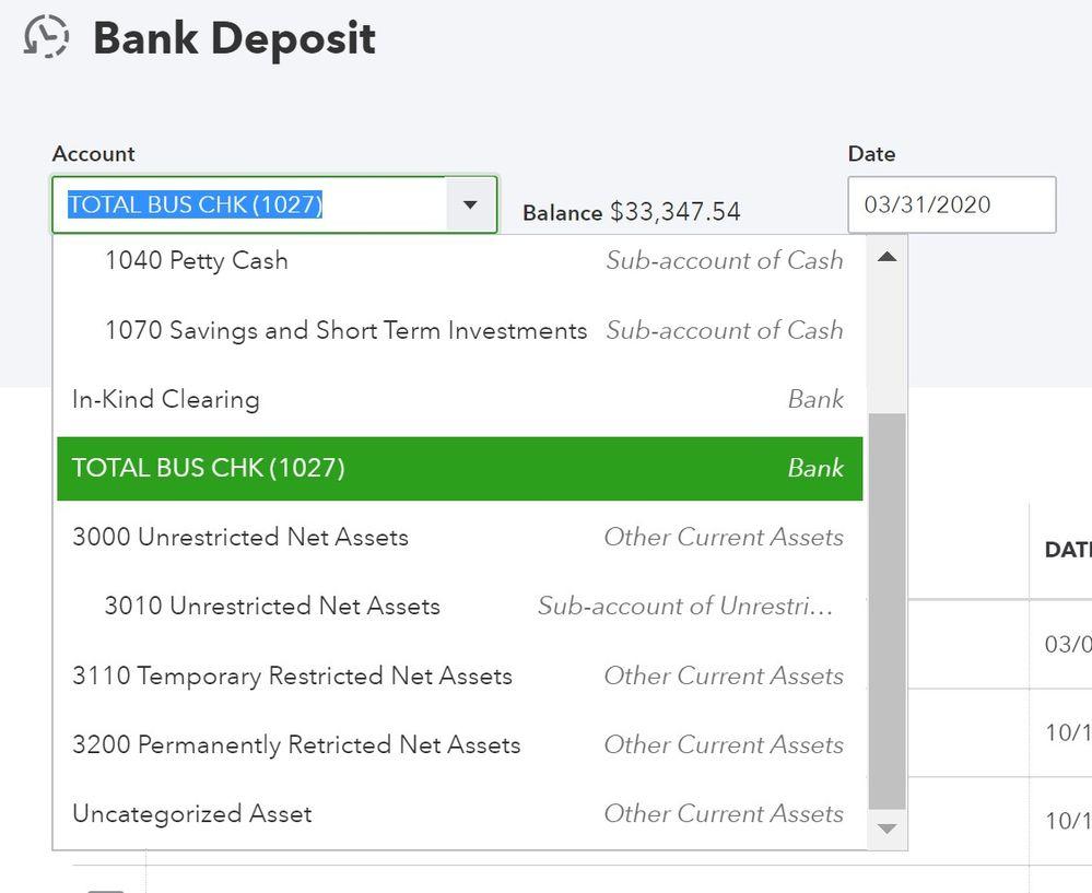 Bank Deposit drop down .jpg