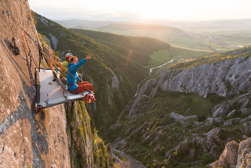 When customers use a product for risky adventures, quality assurance goes a long way