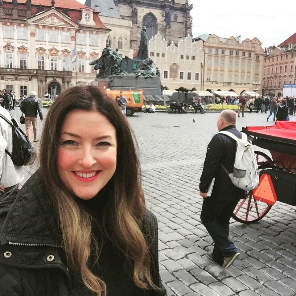 A weekend in Prague, a perk of working abroad