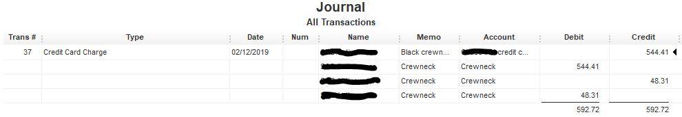 QBD Journal Report - extra split.JPG