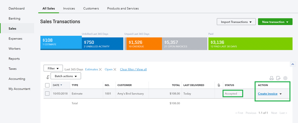 Setting up for Success - Enhacing your Invoice - Create Invoice from Estimate.png
