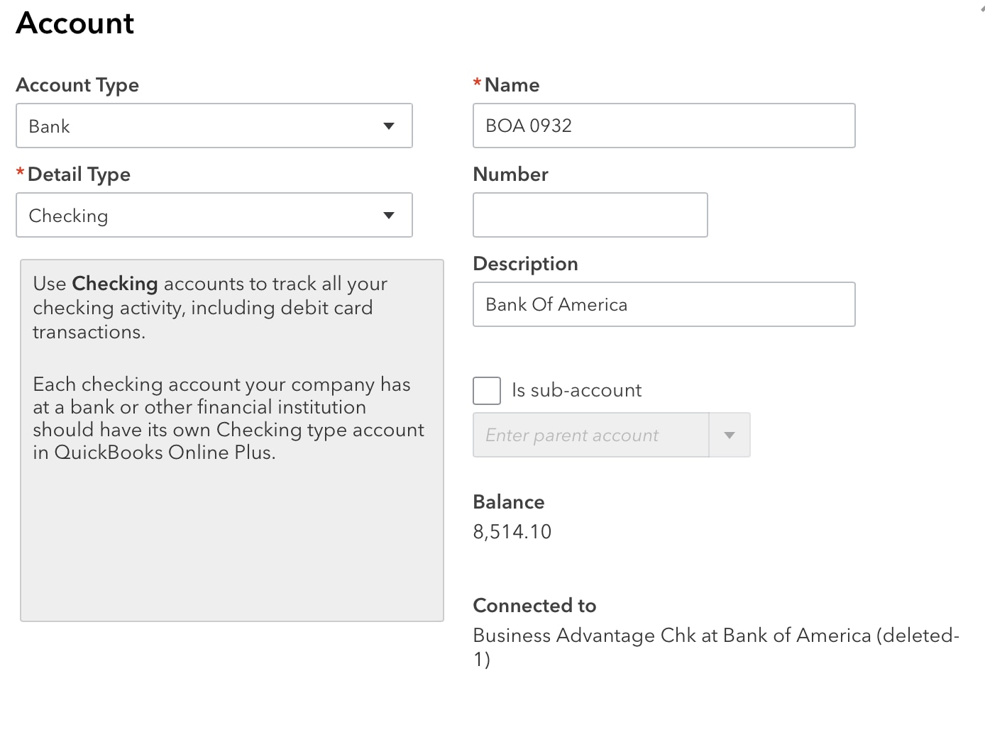 Solved: Cannot disconnect banking accounts - QuickBooks ...