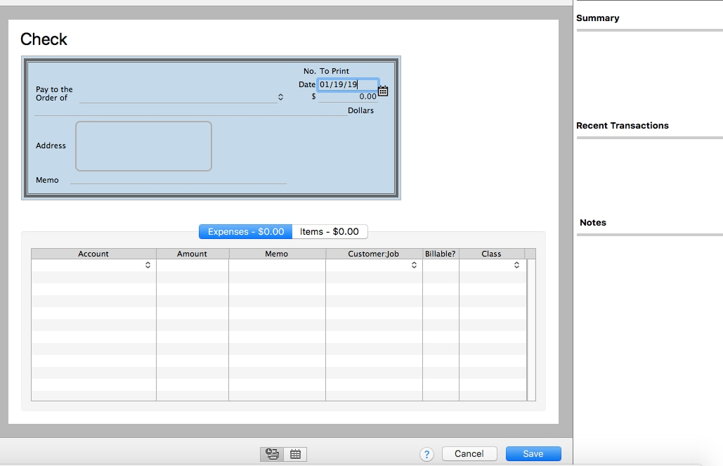 How To Reprint Checks In QuickBooks