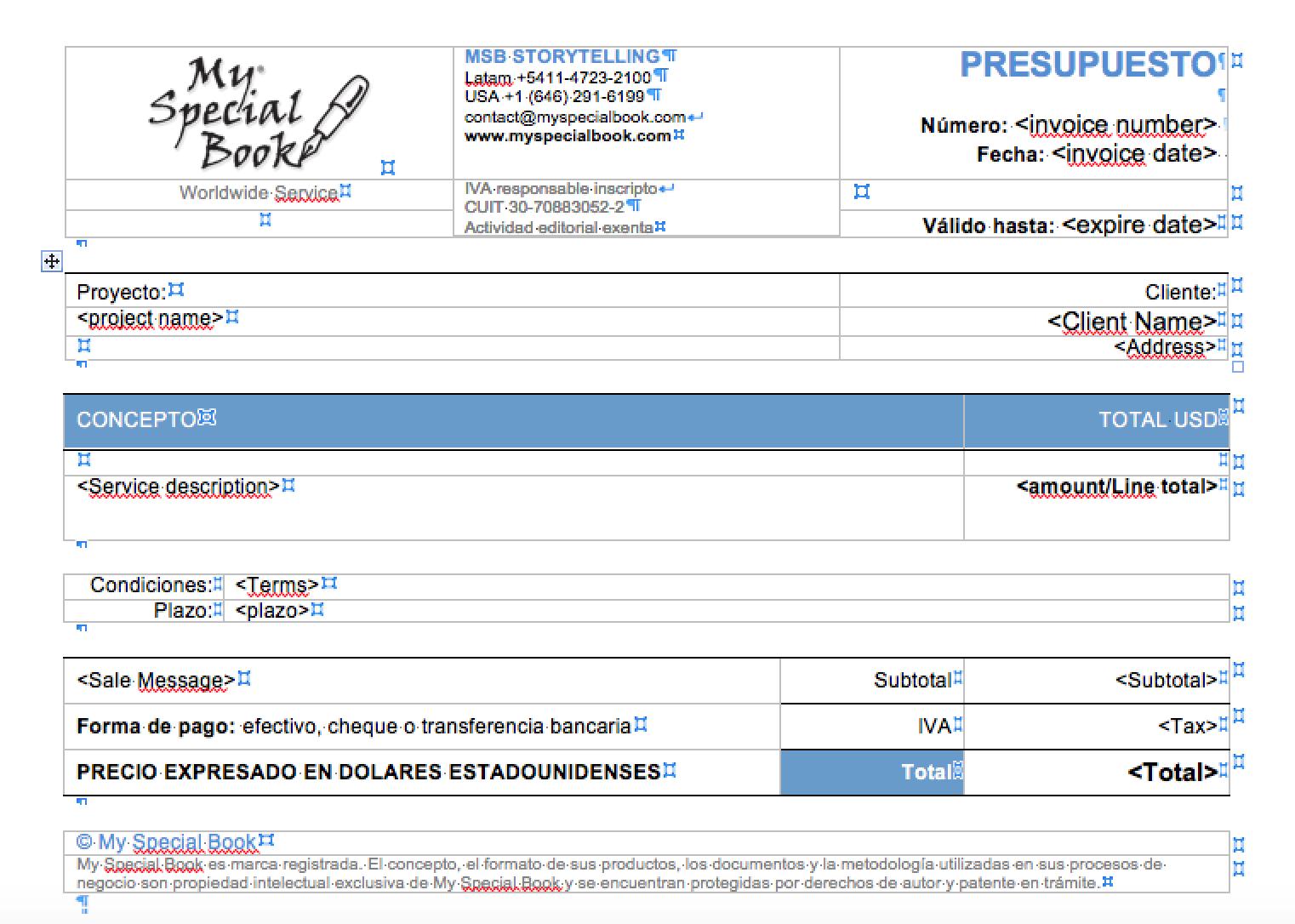 Solved: Importing Custom Invoice Templates into QuickBooks