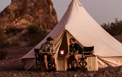stock image tent camping