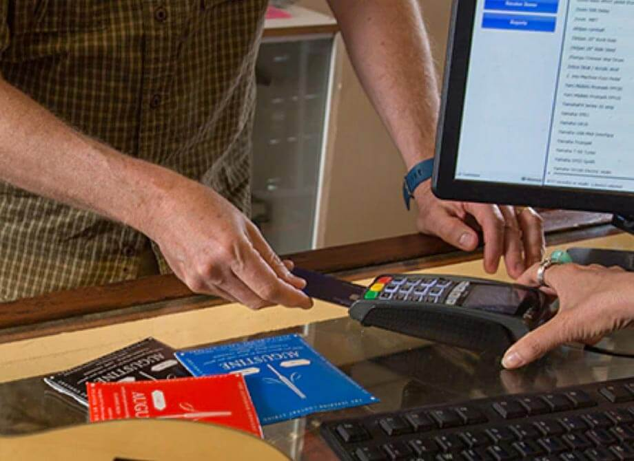 QuickBooks POS system integrates with over 50 POS systems