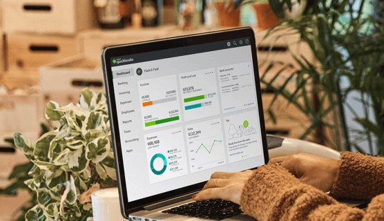 Moving to QuickBooks Online is simple.