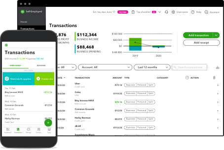Connect your bank to sort expenses