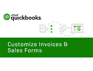 Customize Invoice for GST