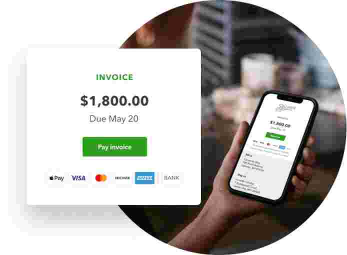 smart and easy invoicing with QuickBooks