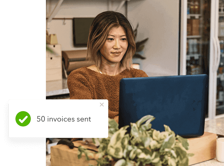 Fastest and easiest invoicing tool available. Send 50 invoices seamlessly.