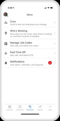 Manage remotely