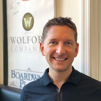 Brad Wolford