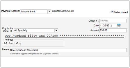 how to delete checks to print in quickbooks