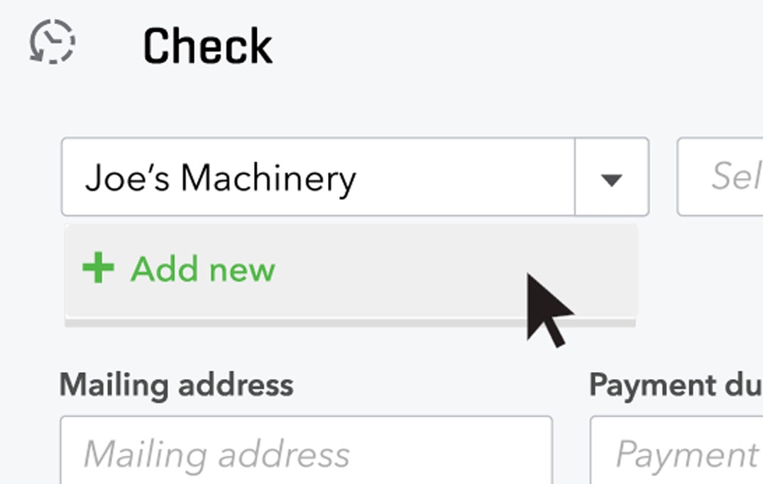 Print Checks in QuickBooks
