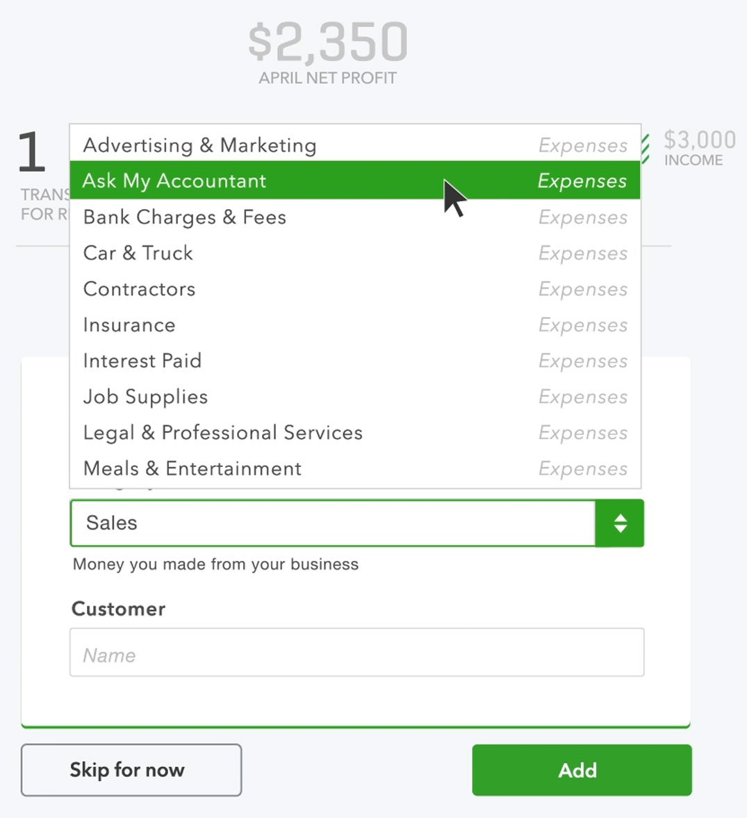 Manage expenses | QuickBooks Video Tutorials