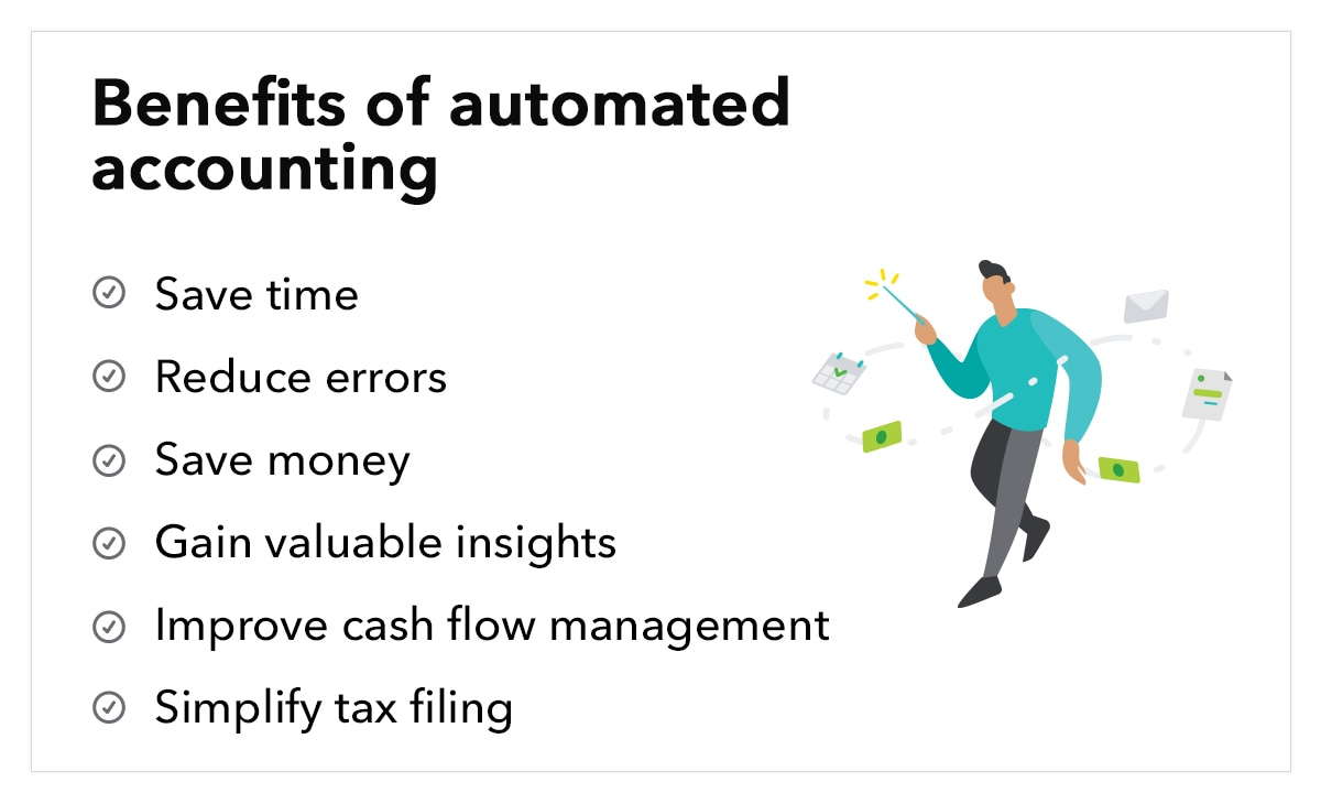 Benefits of automated accounting